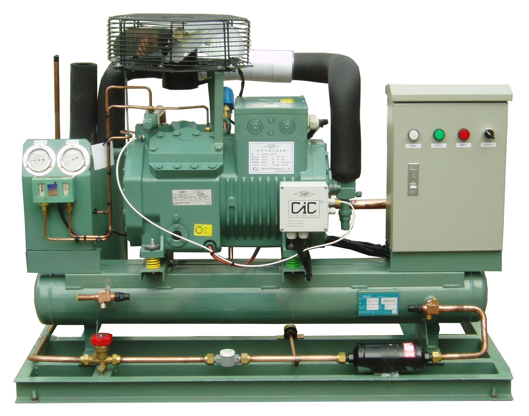 制冷设备导致冰堵的原因及其维修方法