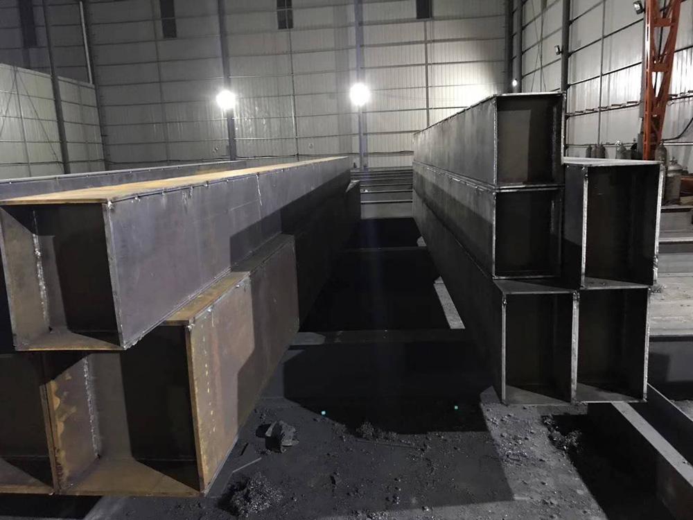 昆明箱型柱安装公司