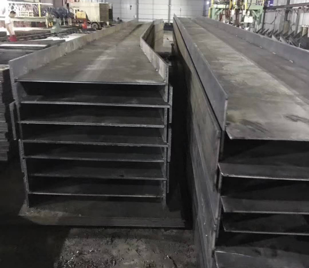 异形H型钢案例