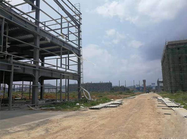 钢结构楼房案例