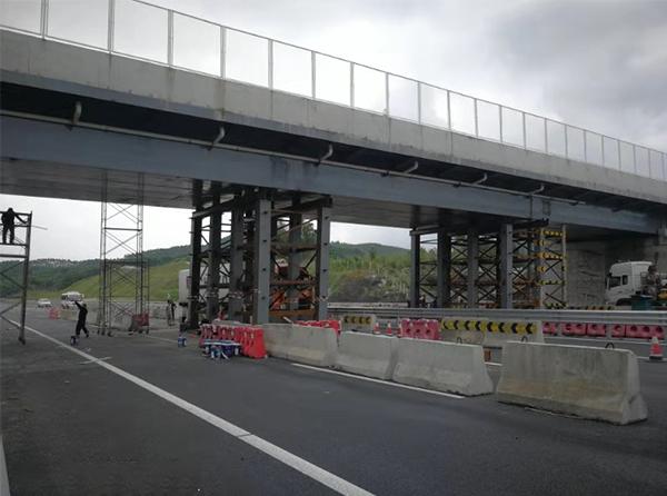桥梁钢结构案例