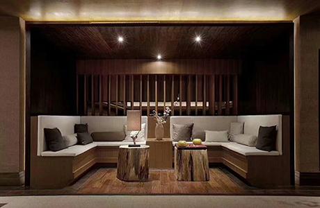 中式会所餐厅装饰设计