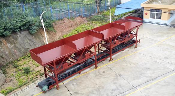 Advantages of concrete batching machine? PLD800 concrete batching machine how much money