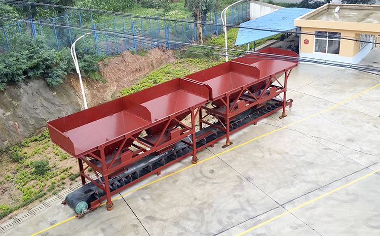 混凝土配料机优势?PLD800混凝土配料机多少钱