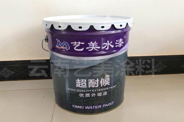 水富超耐候外墙乳胶漆