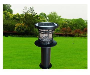 雲南太陽能草坪燈安装