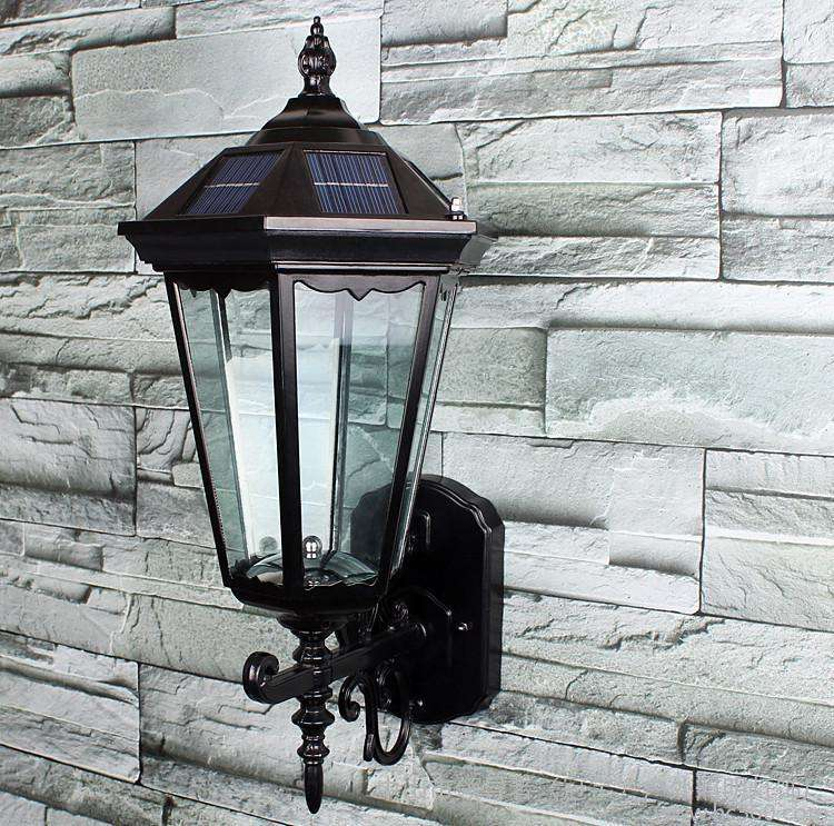 昆明太陽能壁灯安装