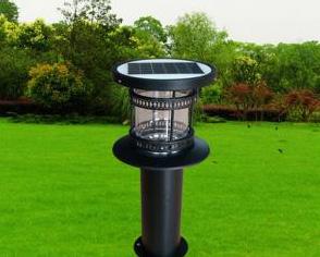 太阳能草坪灯案例