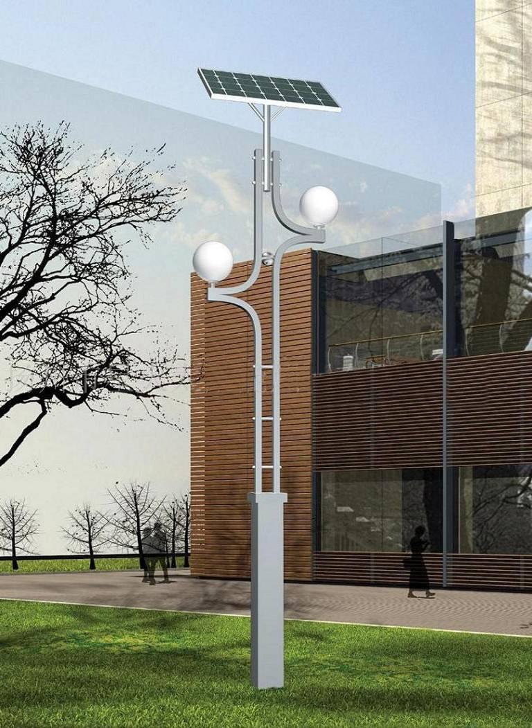 云南太陽能庭院燈