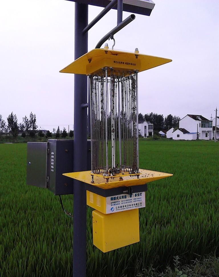 昆明太阳能杀虫灯安装