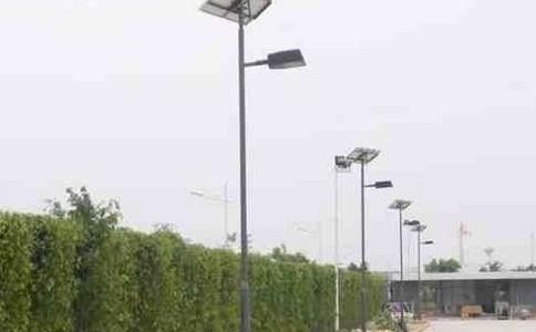 太阳能路灯安装接线注意事项