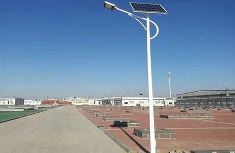 太阳能路灯的原理与作用?太阳能路灯优势分析