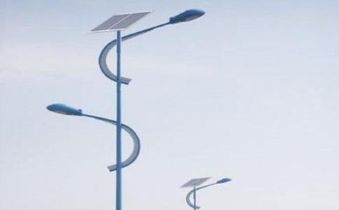 大自然的另一种馈赠——太阳能路灯