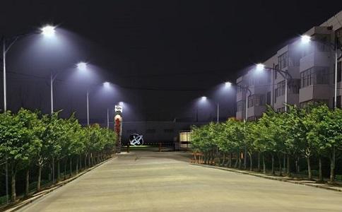 太阳能路灯的防水工作