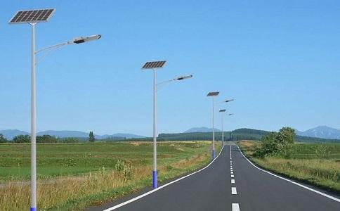 太阳能路灯发展迅速,太阳能路灯为什么能得到青睐呢?