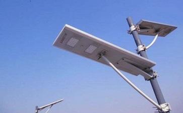 一体化太阳能路灯是什么