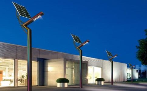 如何挑选太阳能庭院灯