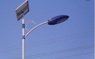 太阳能路灯电池板的方位选择