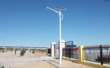 太阳能路灯出现短路现象的原因