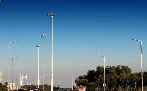 高杆灯的配置分类和安装注意事项