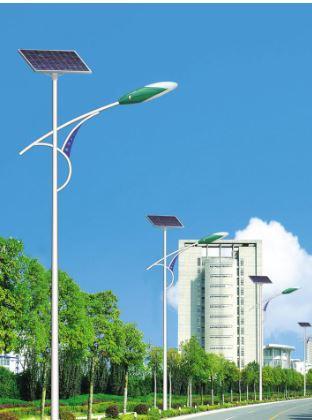 太阳能路灯杆生产工艺流程介绍