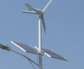 太阳能路灯的安装