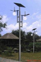 昆明太阳能庭院灯安装