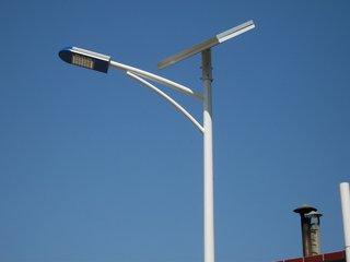 太阳能路灯正确的安装方法