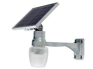 云南太阳能庭院灯安装