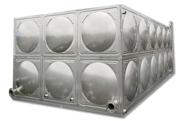 不锈钢水箱的结构有什么特点