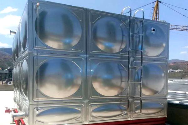 不锈钢水箱的各组成部分有什么作用