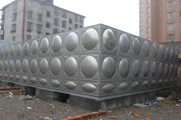 怎样维护不锈钢水箱