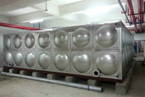怎样安装不锈钢消防水箱