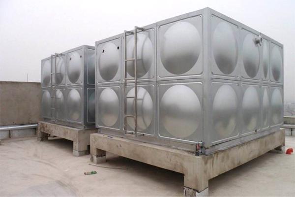 怎样维护不锈钢水箱表层