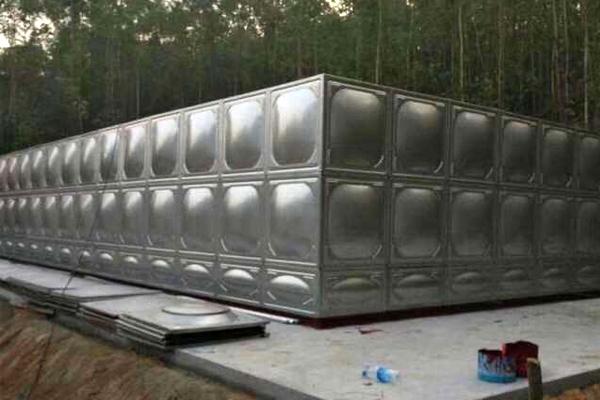 组合式不锈钢水箱内部由哪些结构组成