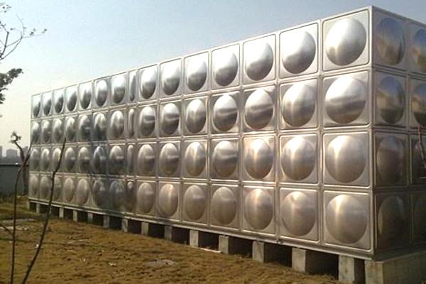 如何选择不锈钢水箱