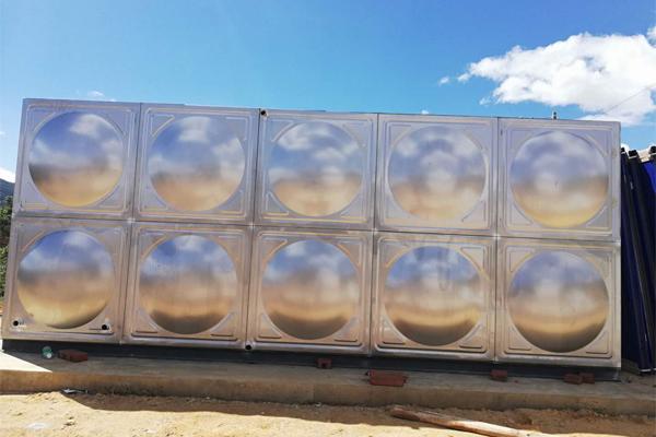 昆明不锈钢生活水箱安装