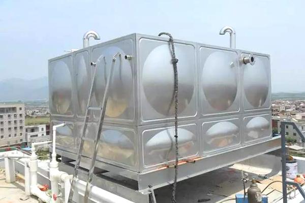 昆明不锈钢水箱安装