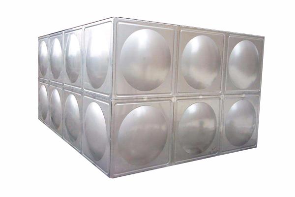304方形不锈钢水箱