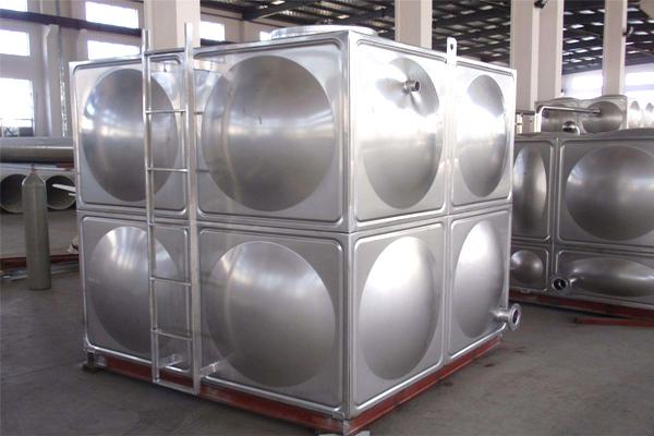 昆明304方形不锈钢水箱定做
