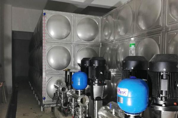 云南供水设备安装厂家