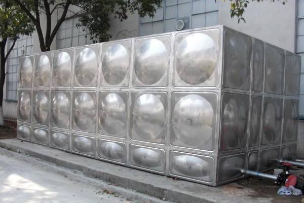 不锈钢水箱清洁方法介绍