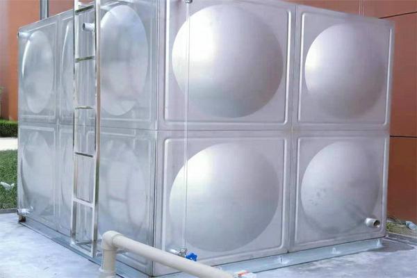 昆明不锈钢方形水箱加工
