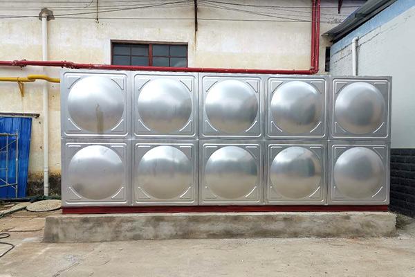 怎样保护不锈钢水箱