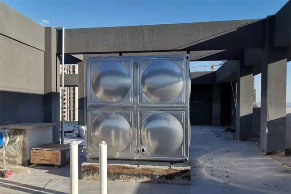 35方楼顶消防水箱 嵩明供电局生产业务用房