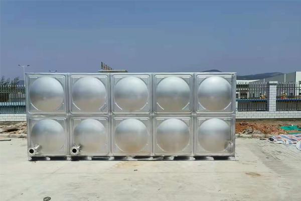 曲靖304材质生活水箱安装