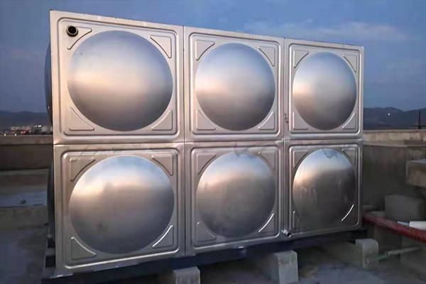 不锈钢消防水箱施工