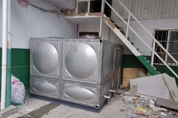 昆明超微型消防水箱安装