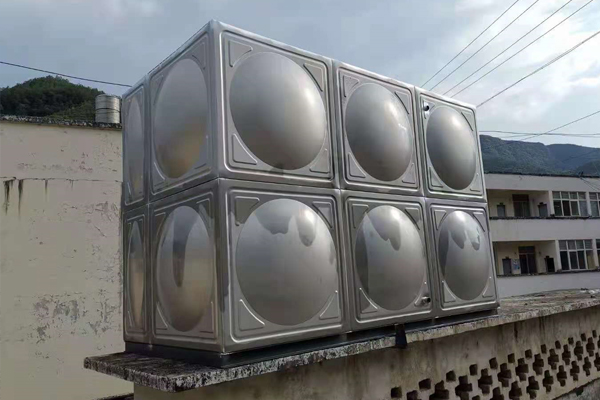 曲靖不锈钢水箱施工