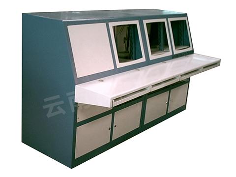 生产四联平台式控制台